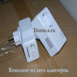 Powerline адаптеры