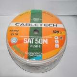 Коаксиальный кабель от импортных и отечественных производителей