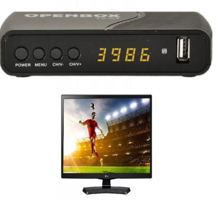 Цифровая приставка Openbox T2-07 DVB T2 C