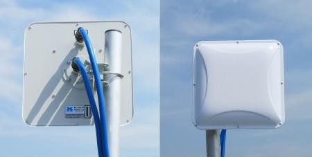 Панельная антенна ax 2014p mimo 2x2 3g 4g