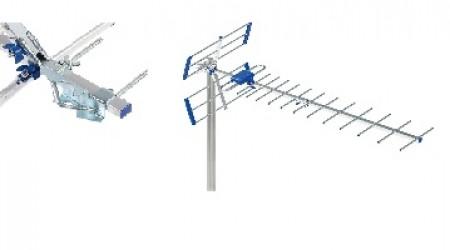 Lumax da2507a активная наружная антенна