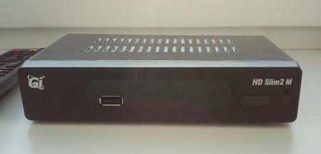 Модернизированный ресивер от Gi Hd Slim 2m