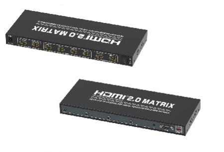 HDMI матрица DMC ma 404a 4x4