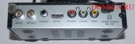 Selenga HD860D