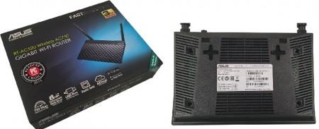 Роутер ASUS RT AC52U B1 с поддержкой USB модемов