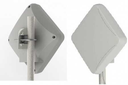 AX 809p mimo 2x2 unibox антенна Antex LTE