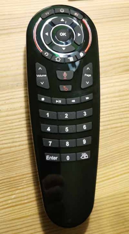 Пульт указка G30 air mouse для устройств на Android