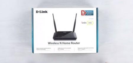 Wi fi роутер Dir 620s от D link