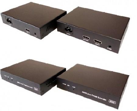 Dr HD EX 100 PWL HDMI удлинитель по электросети