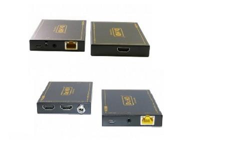 Dr HD EX 50 UHD 18Gb HDMI удлинитель по UTP