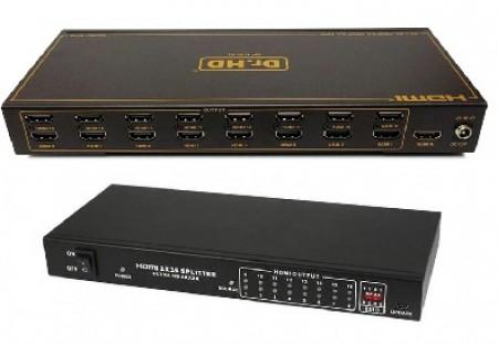 HDMI сплиттер Dr hd sp 1165 sl на 16 выходов