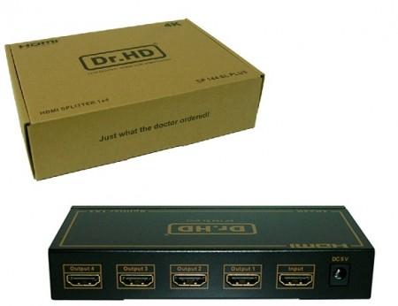 Сплиттер HDMI Dr hd sp 144 sl plus