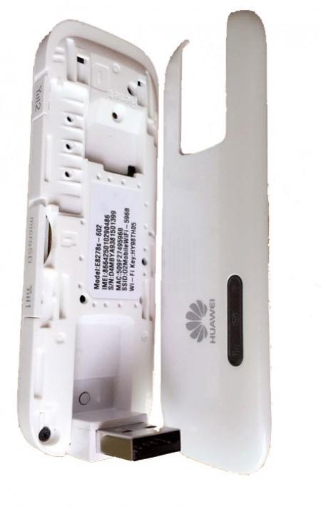 4g модем Huawei E8278s-602 с раздачей wi fi