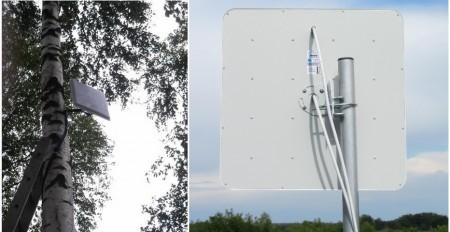 Мощная антенна Omega 3g 4g mimo для роутера