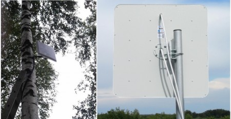 Omega 3g 4g mimo мощная антенна 20 дБ для роутера