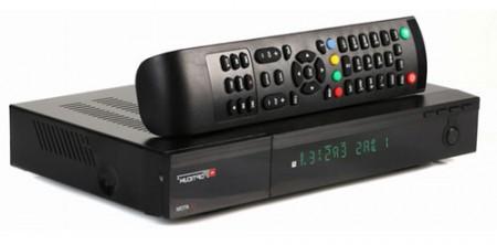 Opticum Red AX Atom бюджетная модель UHD ресиверов с возможностью приема DVB S2X
