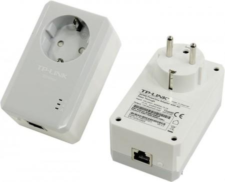 Сетевой адаптер tp link tl pa4010pkit до 500 мегабит