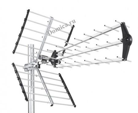 Антенна triax digi 343 с защитой от помех