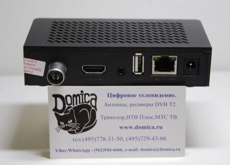 World Vision t64lan ресивер DVB T2 C с ethernet
