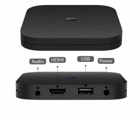 Медиаплеер xiaomi mi box s с поддержкой 4K UHD