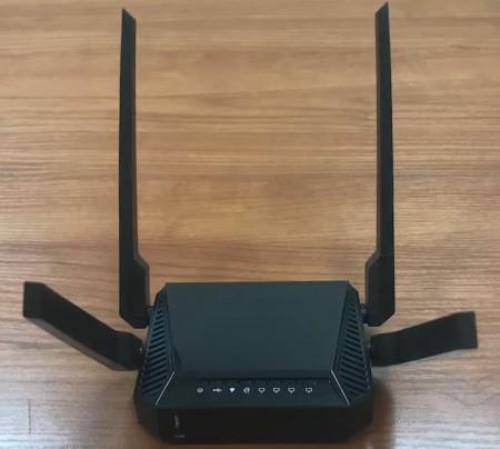 Беспроводной wi fi роутер ZBT we3826