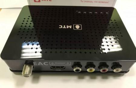 Спутниковый ресивер avit s2 3900 для приема мтс тв.