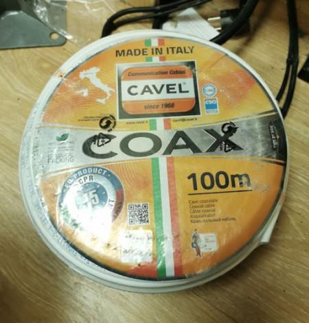 Антенный кабель cavel 703 sat