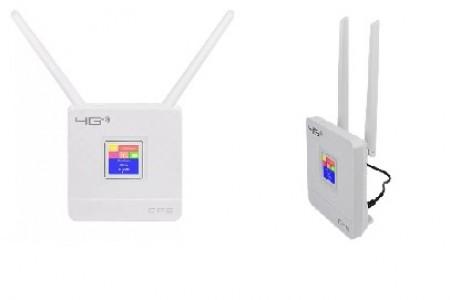 Одно диапазонный wi fi роутер cpe903 4g lte