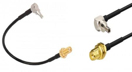Пигтейл sma female - crc9 для USB модемов
