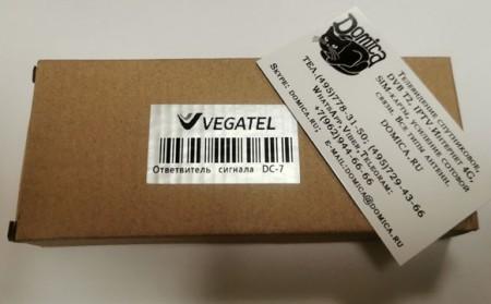 Vegatel dc7 ответвитель  для неравномерного распределения мощности