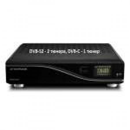 Dreambox 8000 с DVB-C и DVB-S2