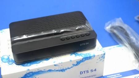 Приемник DTS 54 для Триколор