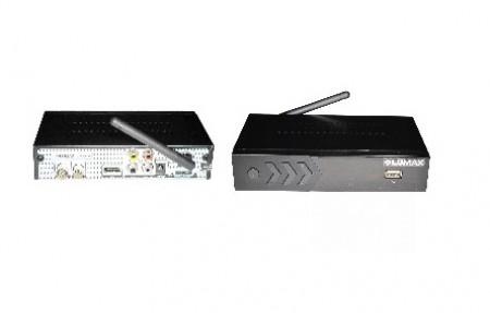 Ресивер телевизионный dv4205hd DVB T2 C от lumax