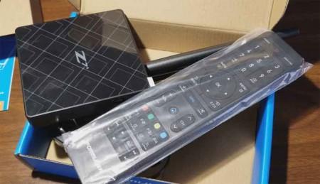 Formuler z7+ IPTV ott box на Android 7.0 Nougat