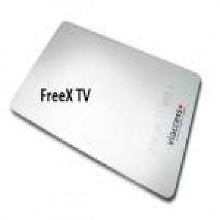 Карта Hotbird FreeX TV