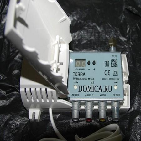 ВЧ модулятор Terra MT41