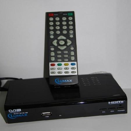 Lumax DVB T2 4110HD
