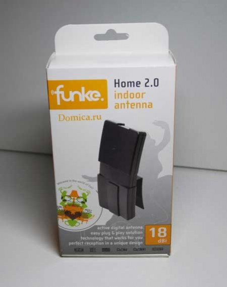 Антенна Funke Margon Home 2.0