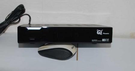 GI phoenix ресивер от компании Galaxy Innovations