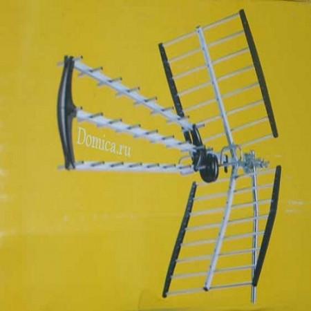 Антенна Goldmaster gm 500 для цифрового ТВ