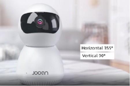 Беспроводная домашняя ip камера Jooan 2 Мп