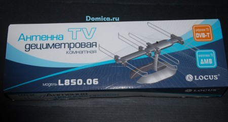 Комнатная антенна Locus L 850.06