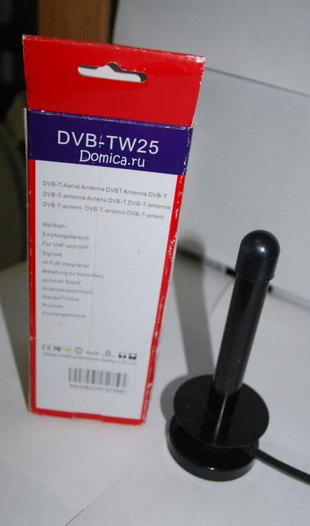 Антенна DVB T2 для приема эфирного тв в автомобиле