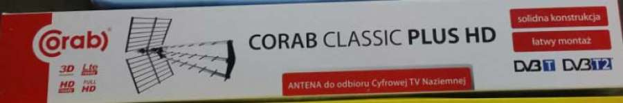 Corab Classic Plus HD