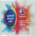 Годовая карта подписки на Единый Мулти Лайт
