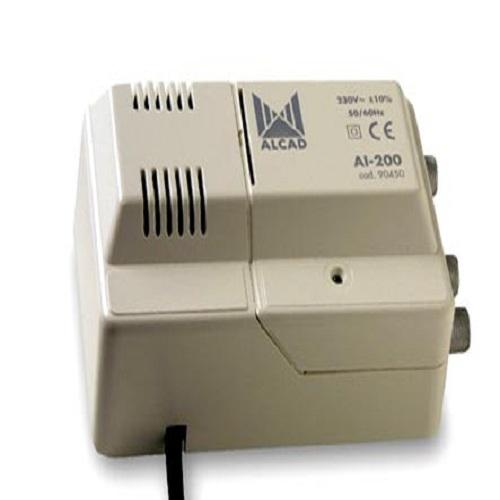 Купить антенный усилитель для телевизора alcad