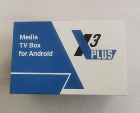 Ugoos x3 plus 4 64 Гб на Android 9