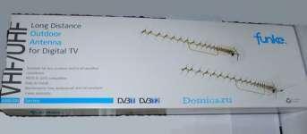 Эфирная уличная антенна Funke BM4595