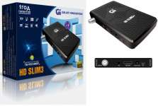 DVB-S2 тюнер galaxy innovation HD Slim 3 plus
