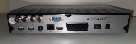 Goldmaster I-805B combo комбинированный ресивер  с CI+